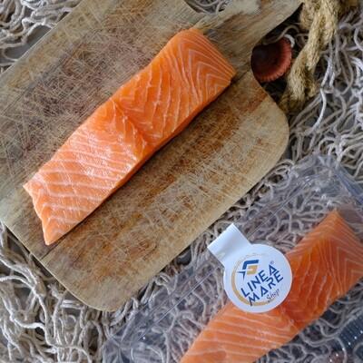 Filetto di salmone fresco - Porzione da 200/220gr