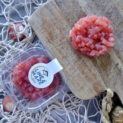 Tartare di tonno pinna gialla Superfrozen dec.  - Confezione da 100-110gr.