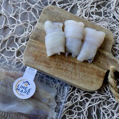 Filetti di platessa senza pelle - Confezione da 1kg