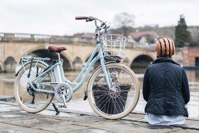 Volt Kensington Blue/Cream/Green Standard & Small