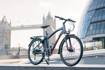 Volt Pulse Hybrid E- Bike 19