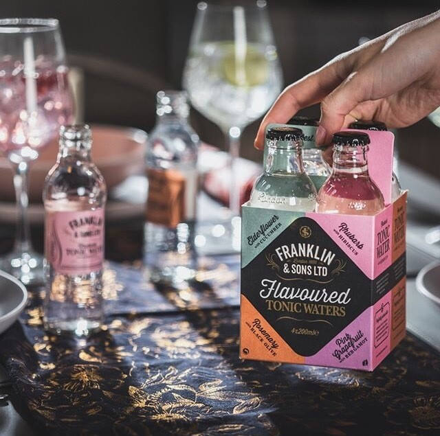 Franklin & Sons Dual Flavoured Tonic