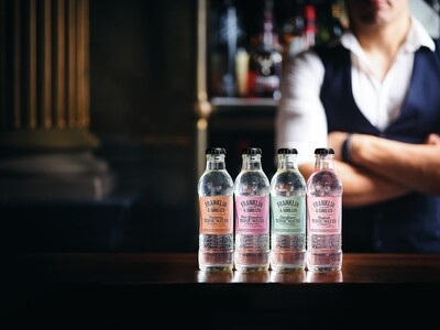 Franklin & Sons Dual Flavoured Tonics (Pack of 12)
