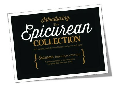 All in ONE. Epicurean Tasting Box (Pack of 24)