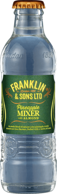 Franklin & Sons Pineapple and Almond (200ML x 12) - REGISTER YOUR INTEREST
