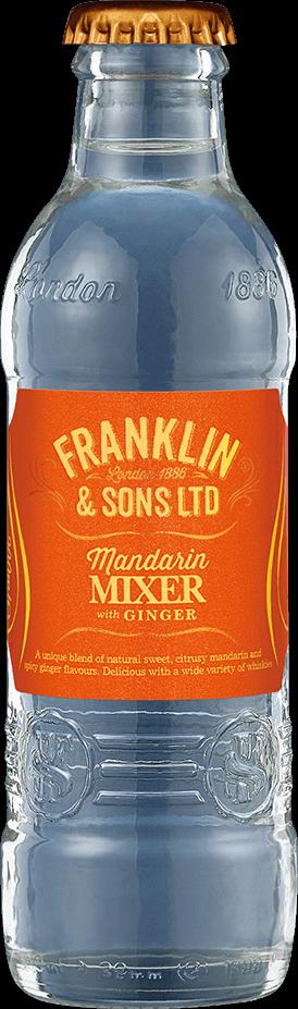 Franklin & Sons Mandarin with Ginger - REGISTER YOUR INTEREST