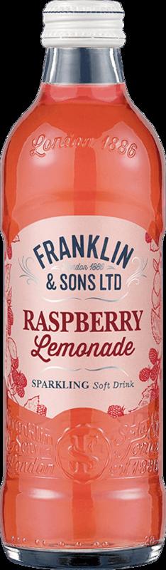Franklin & Sons Raspberry and Lemonade (275ml x 12)