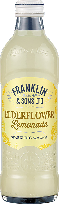 Franklin & Sons Lemonade and Elderflower - REGISTER YOUR INTEREST