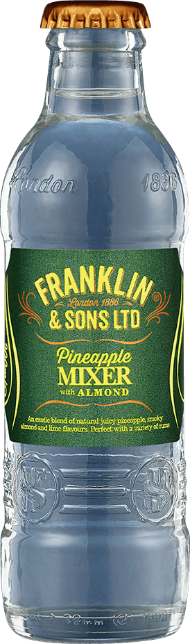 Franklin & Sons Pineapple and Almond (2 pack) - REGISTER YOUR INTEREST