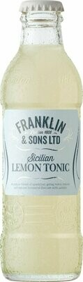 Franklin & Sons Sicilian Lemon Tonic (pack of 2)