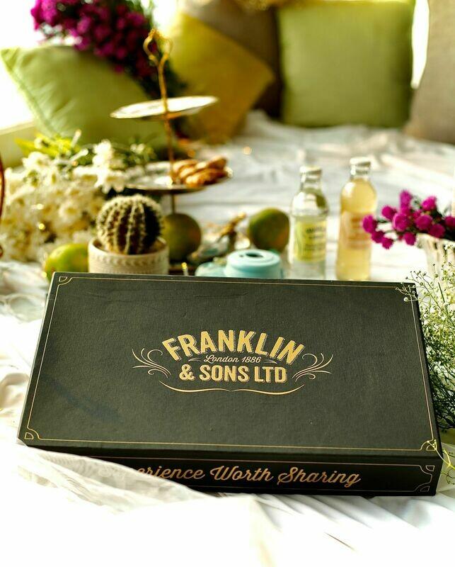 The Black Box - Brown Spirit Connoisseur