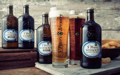 St Peter's (Assorted) Ale - Register your interest
