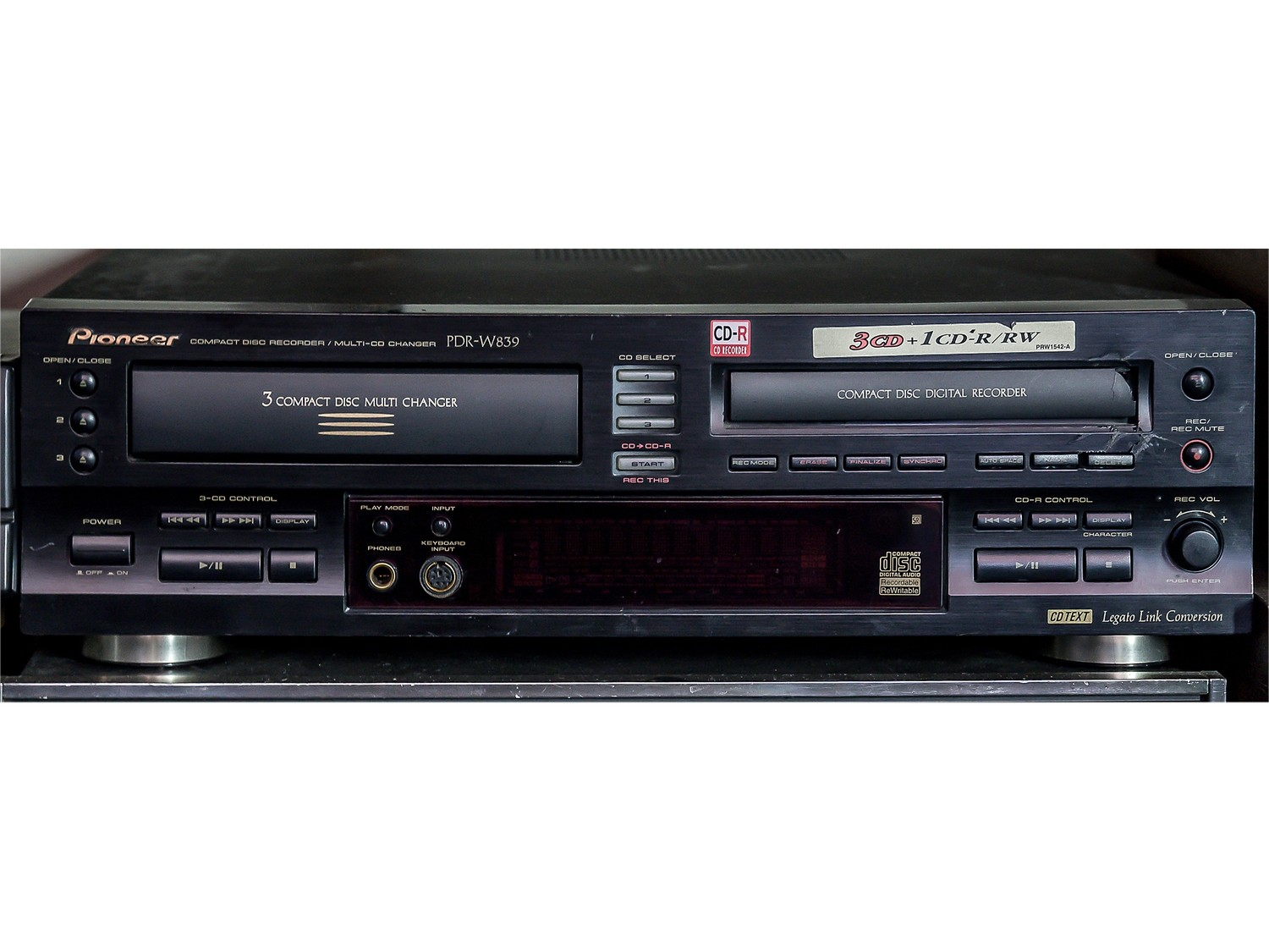 Lettore Cd Pioneer PDR-W839