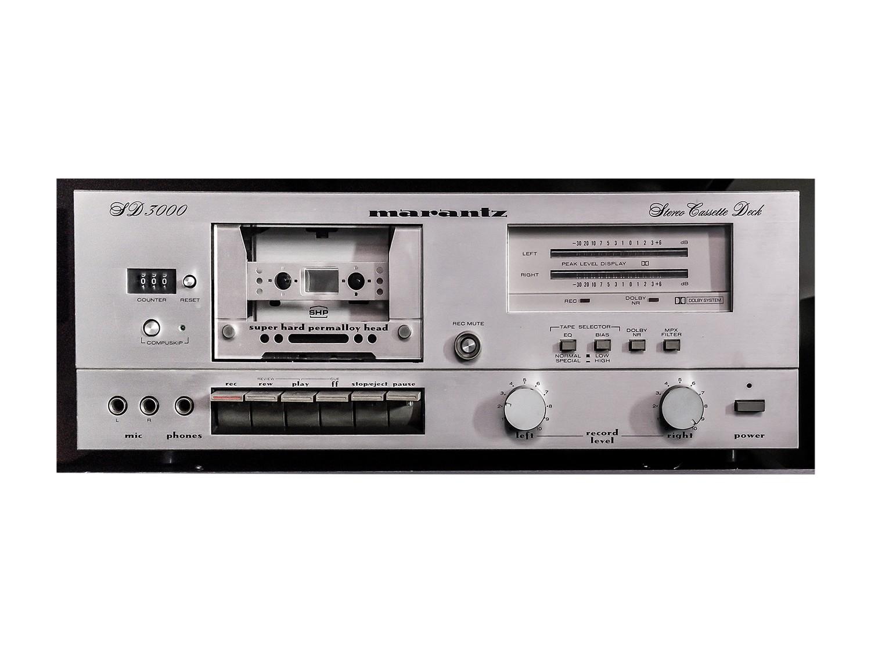 Lettore cassette Marantz SD3000