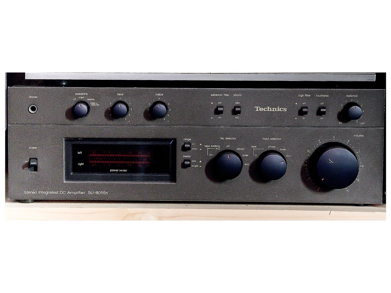 Amplificatore Technics SU-8055K