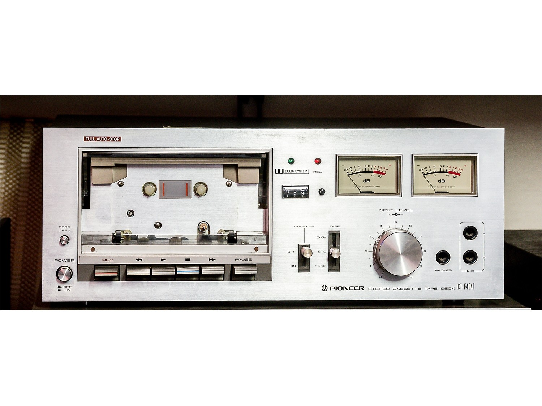 Lettore cassette Pioneer CT-F4040