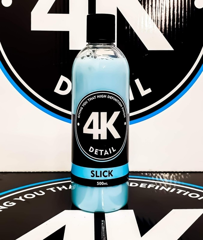 Slick - Spray Wax 500ml