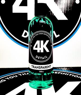 Transparent - Glass Cleaner 500ml