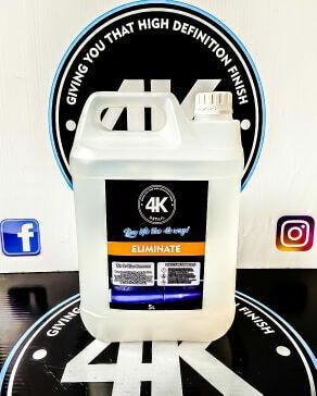 Eliminate - Tar & Glue Remover 5litre