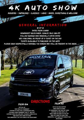 Auto Show Tickets
