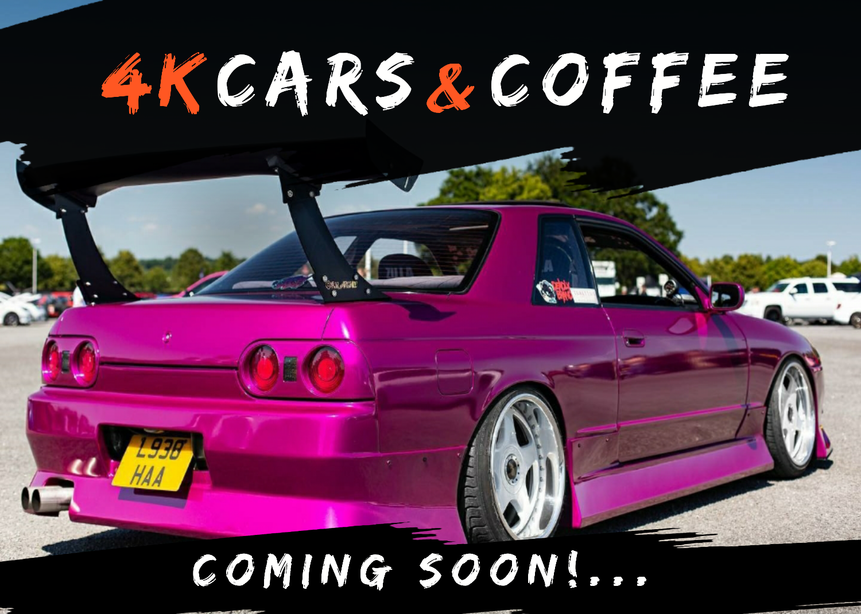 4K Cars and Coffee