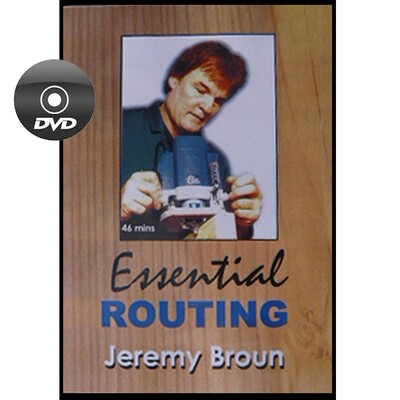 Essential Routing - DVD