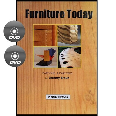 Furniture Today - Parts 1 & 2 - DVDs