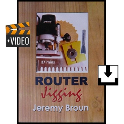 Router Jigging - video download