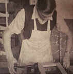 SHOREDITCH COLLEGE REMEMBERED - Amusing anecdotes and legendary tutors at the UK's foremost Handicraft Teachers' college. (by Jeremy Broun for The Woodworker & Good Woodworking magazine 2020)