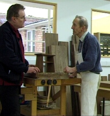 DO WHAT YOU BELIEVE IN.  Alan Peters Furniture Award Organiser Jeremy Broun looks at the importance of making furniture you believe in, which was very much the ethos of Alan Peters.