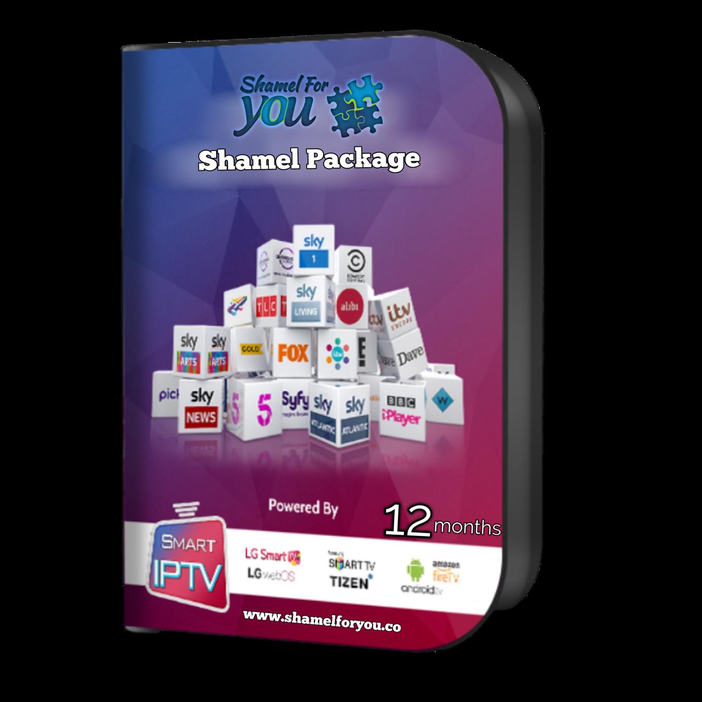 IPTV Shamel 4 You 12 months