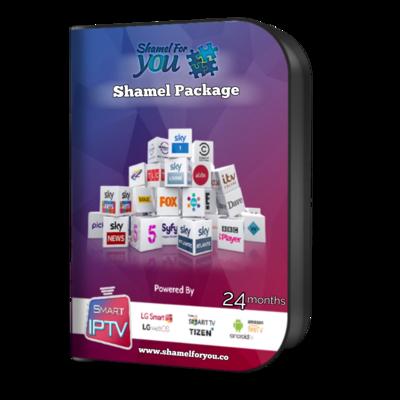 IPTV Shamel 4 You 24 months