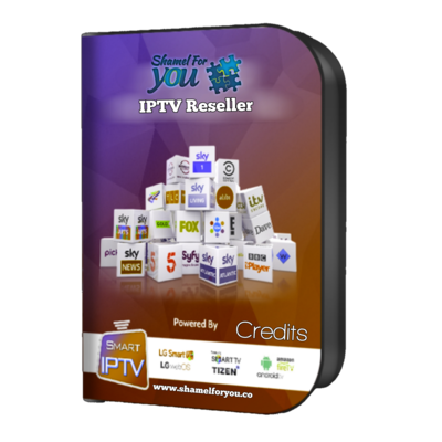 IPTV Shamel 4 You Reseller