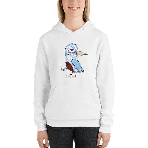 BLUEBIRD Unisex hoodie