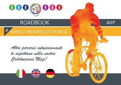 Roadbook Anello Montello Storico