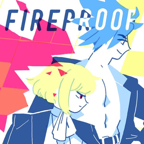 FIREPROOF: A Promare zine