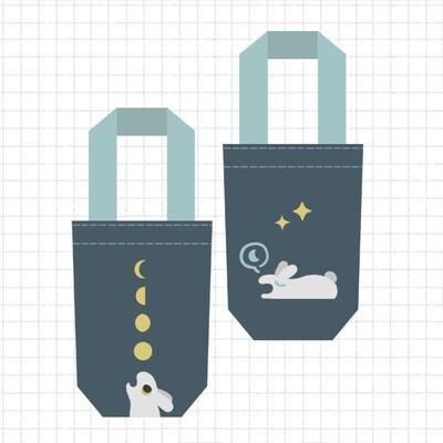 Bottle Bag: Lunar