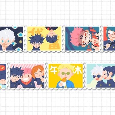 Stamp Tape: JJK