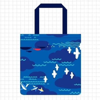 Shopper Bag: Marine