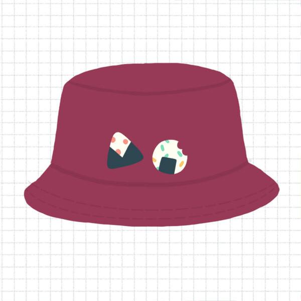 Bucket Hat: Riceball