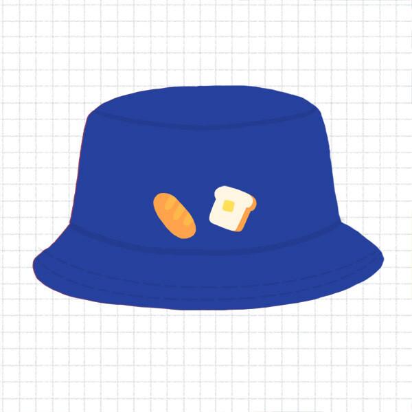 Bucket Hat: Bread