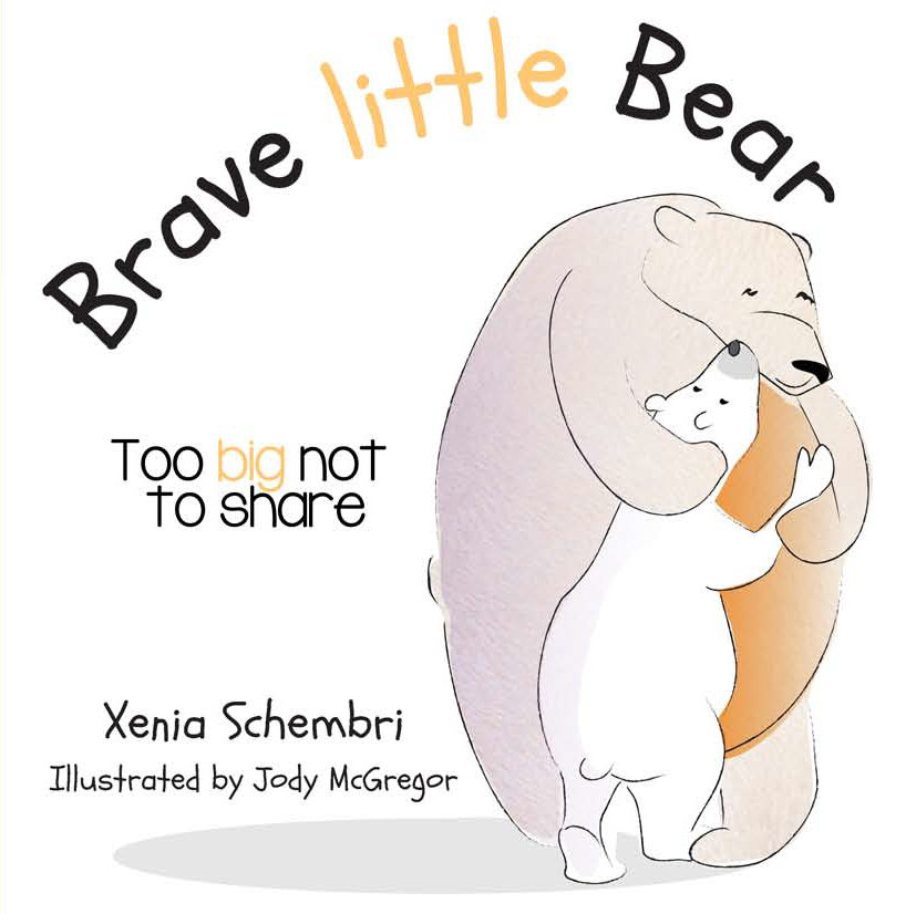 Brave Little Bear - Too Big Not To Share