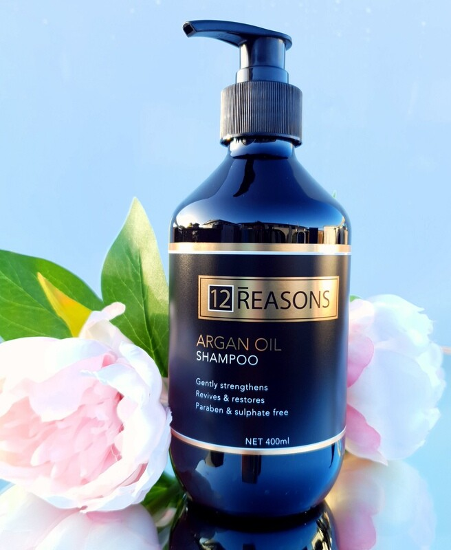 12 Reasons Argan Oil Shampoo