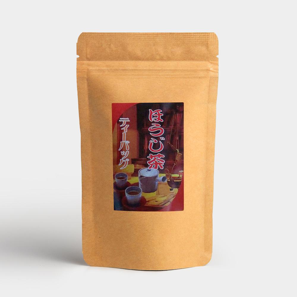 ほうじ茶 ティーパック / 5g x 25 00014