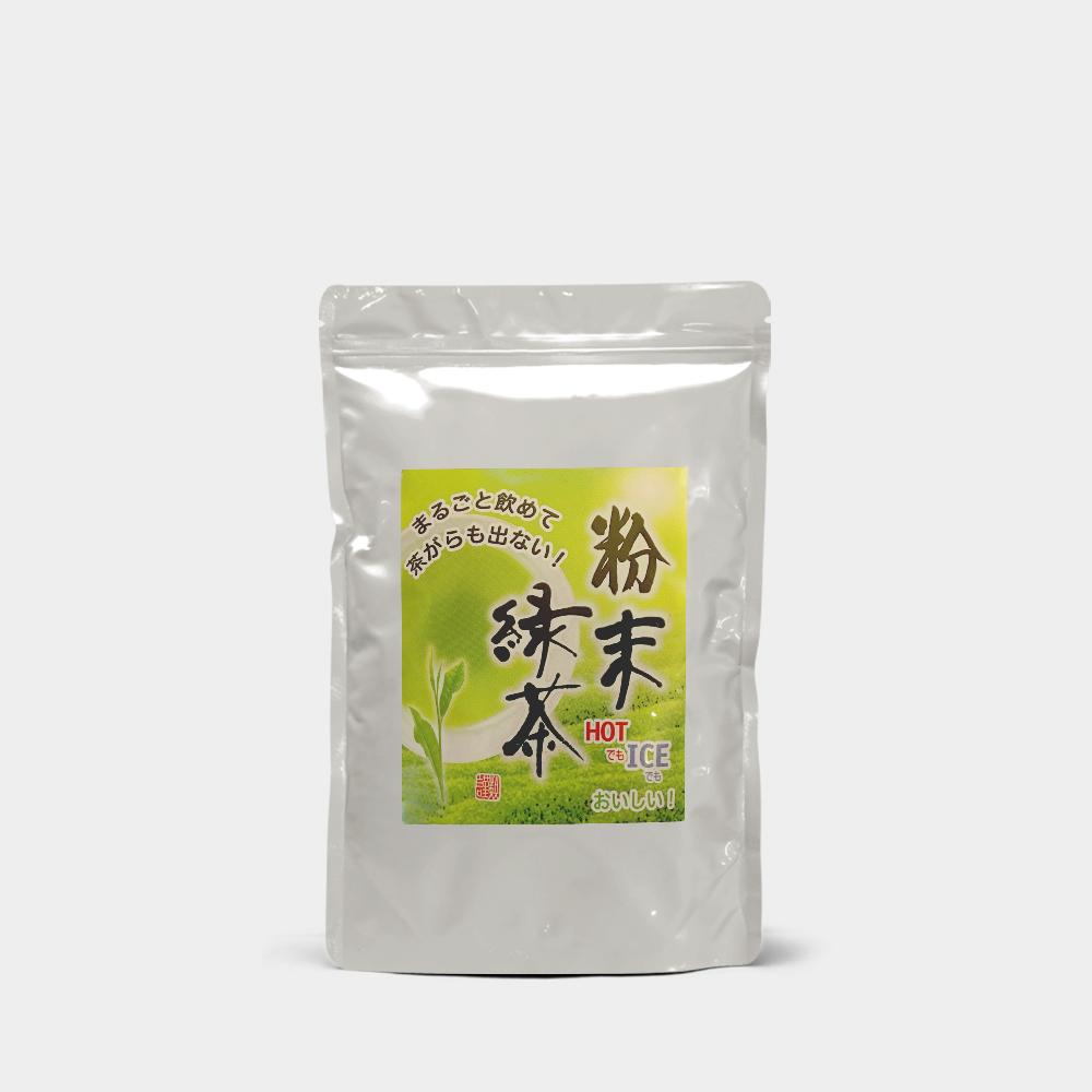 粉末緑茶  /  50g 00007