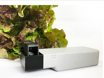 Nutrimeter XI (a different way (photosynthesis) of measuring produce quality through plant/leaf health))