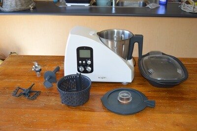 NutriBalance  - Cooker / Blenders with Smart Scale