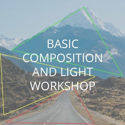 Basic Principles of Composition and Light