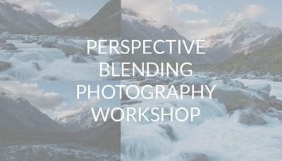 Perspective Blending Workshop