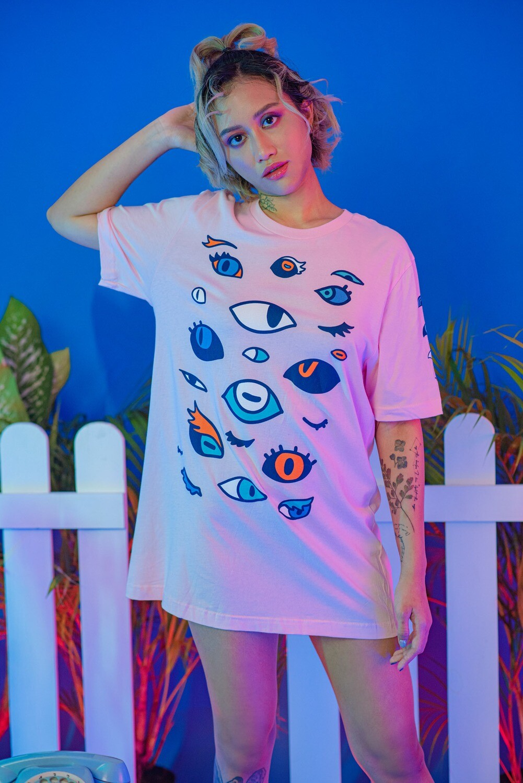 Pink Eyes T-Shirt